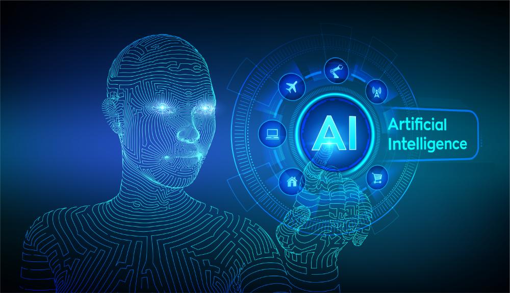 Artificial Intelligence & AI at samriddhi technology